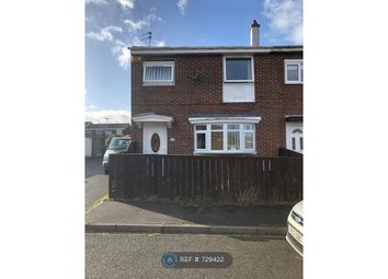 Thumbnail 3 bed semi-detached house to rent in Oakville, Ashington