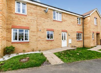 Thumbnail 2 bed terraced house for sale in Poppy Walk, Saxon Gate, Hereford