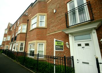 Thumbnail 4 bed town house to rent in Featherstone Grove, Great Park, Gosforth
