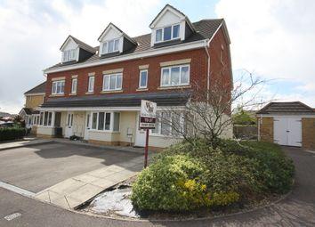 Thumbnail 1 bed maisonette to rent in Segensworth Road, Titchfield, Fareham
