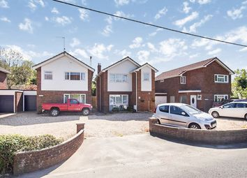 Thumbnail 4 bed link-detached house for sale in Milton Road, Milborne St. Andrew, Blandford Forum