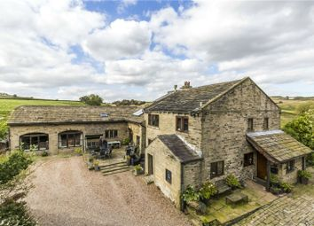 Thumbnail 5 bed detached house for sale in Tewitt Lane, Bingley
