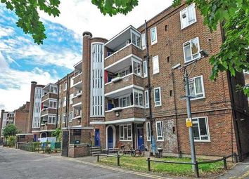 Thumbnail 3 bed flat to rent in Whiston Road DSS Accepted, London