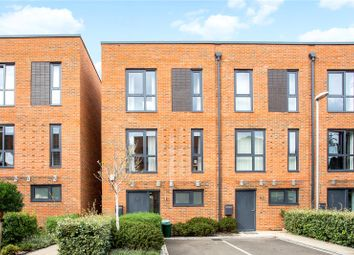 Thumbnail 4 bed semi-detached house for sale in Pipit Drive, Putney, London