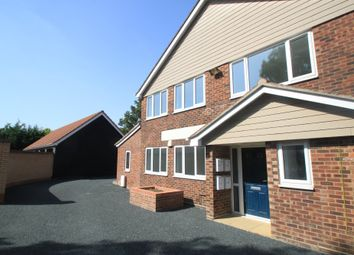 Thumbnail 2 bed flat for sale in Newmarket Road, Bury St. Edmunds