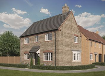 Thumbnail 3 bed detached house for sale in New Yatt Road, North Leigh, Witney