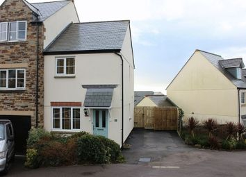 Thumbnail 2 bed end terrace house for sale in Hilda Row, Gwithian Road, St. Austell