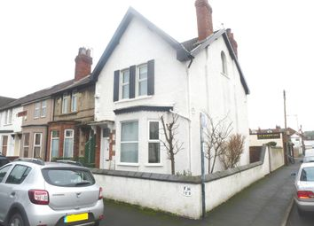 Thumbnail 4 bed end terrace house for sale in Cable Road, Hoylake, Wirral