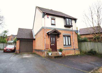 Thumbnail 3 bed detached house for sale in Brocks Close, Dibden Purlieu, Southampton
