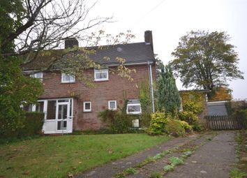 Thumbnail 3 bed semi-detached house for sale in St. Johns Piece, Oakley, Basingstoke