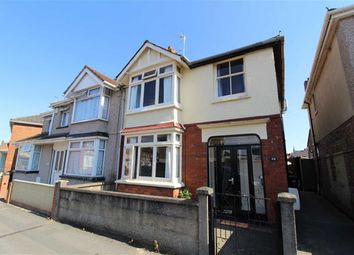 Thumbnail 2 bed semi-detached house for sale in Beckhampton Street, Town Centre, Swindon