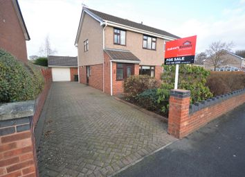 Thumbnail 4 bed semi-detached house for sale in Woodland Road, Whitby, Ellesmere Port.