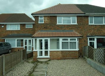 Thumbnail 1 bed property to rent in Scott Road, Olton, Solihull