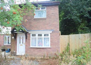 Thumbnail 3 bed end terrace house for sale in Landau Close, Undy, Caldicot