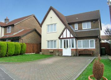 Thumbnail 4 bed detached house to rent in Clos Gwy, Pontprennau, Cardiff