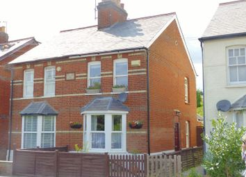 Thumbnail 3 bed semi-detached house for sale in Holtspur Lane, Wooburn Green, High Wycombe