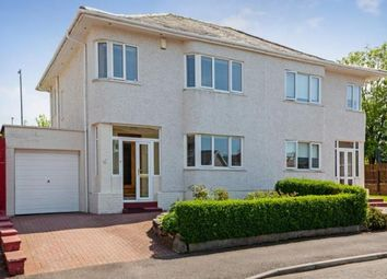Thumbnail 3 bed semi-detached house for sale in Islay Avenue, Rutherglen, Glasgow, South Lanarkshire