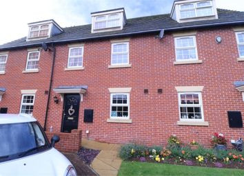 Thumbnail 3 bed town house for sale in Parkin Court, Ravenfield, Rotherham, South Yorkshire