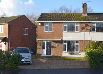 Thumbnail 3 bed semi-detached house for sale in Wren Way, Farnborough, Hampshire