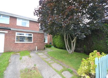 Thumbnail 3 bed semi-detached house for sale in Forsythia Drive, Cyncoed, Cardiff