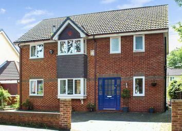 Thumbnail 4 bed detached house for sale in Chaseley Road, Salford