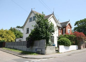 Thumbnail 5 bed semi-detached house for sale in Lilliput Road, Canford Cliffs, Poole