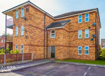 Thumbnail 1 bed flat for sale in Drummond Way, Leigh, Greater Manchester