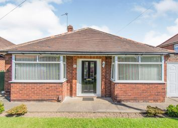 Thumbnail 2 bed detached bungalow for sale in Sheridan Avenue, Balby, Doncaster