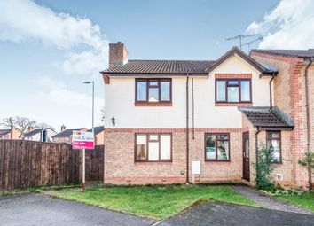 Thumbnail 3 bed end terrace house for sale in Camfield Drive, Tiverton