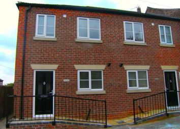 Thumbnail 2 bed semi-detached house to rent in Mount Street, Stone