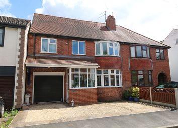 Thumbnail 5 bed semi-detached house for sale in Castle Street, Kinver, Stourbridge, West Midlands