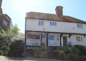 Thumbnail Semi-detached house to rent in High Street, Goudhurst, Kent