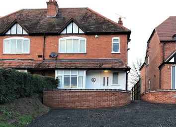 Thumbnail 3 bedroom semi-detached house to rent in Droitwich Road, Ombersley, Droitwich