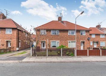 Thumbnail 3 bed semi-detached house for sale in Robin Hood Avenue, Warsop, Mansfield, Nottinghamshire