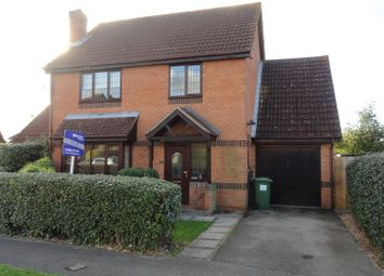 Thumbnail 4 bedroom detached house to rent in Wheelers Lane, Bradville, Milton Keynes