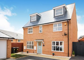 Thumbnail 5 bed detached house for sale in Skein Road, Andover