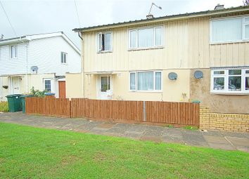 Thumbnail 3 bedroom semi-detached house for sale in Howcotte Green, Canley, Coventry, West Midlands