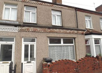 Thumbnail 3 bed property to rent in Forrest Road, Canton, Cardiff