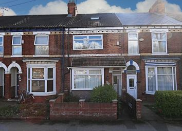 Thumbnail 3 bedroom terraced house for sale in Ella Street, Hull