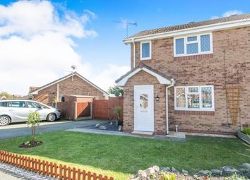 Thumbnail 2 bed semi-detached house for sale in Lon Glanfor, Abergele, Conwy, North Wales