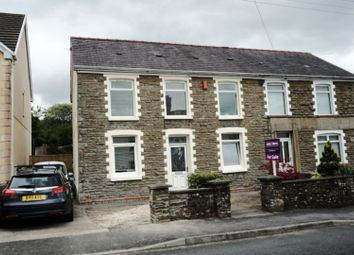 Thumbnail 3 bed semi-detached house for sale in Bethesda Road, Tumble