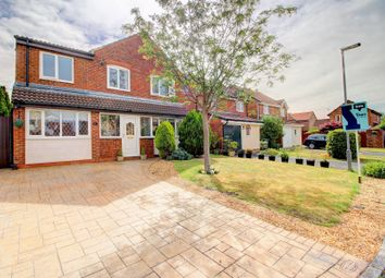 Thumbnail 4 bed detached house for sale in Melton Close, Astley, Tyldesley, Manchester