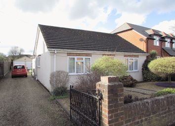 Thumbnail 3 bed detached bungalow for sale in Newport Road, Newbury