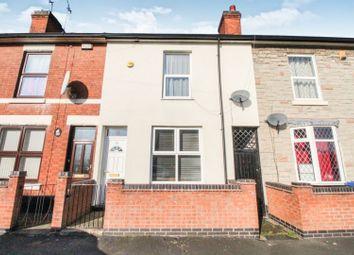 2 bed terraced house for sale in Abingdon Street, Derby DE24