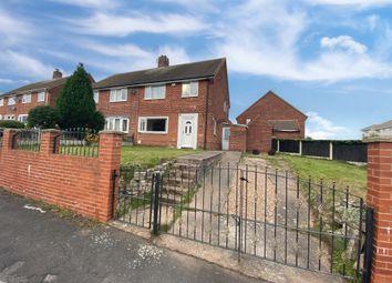 Thumbnail 3 bed semi-detached house to rent in Kipling Close, Kilton, Worksop