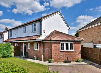 Thumbnail 3 bed semi-detached house for sale in The Queens Drive, Mill End, Rickmansworth