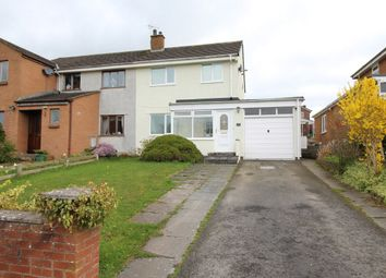 Thumbnail 3 bed semi-detached house to rent in Primrose Bank, Wigton