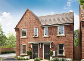 "Thumbnail 1 bedroom terraced house for sale in ""Hursley"" at Aspen Gardens, Hook"