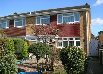 Thumbnail 3 bed semi-detached house to rent in St. Helens Road, Gosport