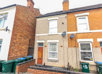 Thumbnail 3 bedroom end terrace house for sale in Princess Street, Foleshill, Coventry